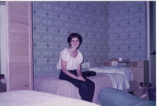 Margaret in Italy